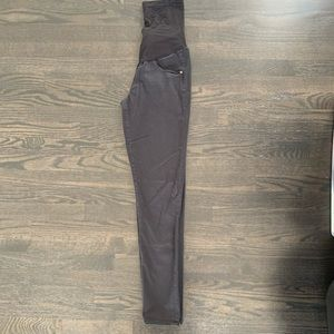 AG Black Maternity Pants 29R